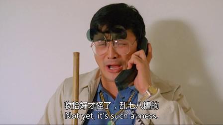 神勇双妹唛:无替身的打戏,这也太强了!