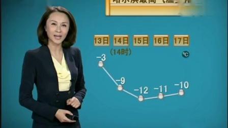 《晚间天气预报》20111214