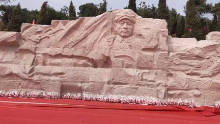 20201006游全州湘江战役纪念设施