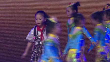 2021少儿春晚单县鲁青舞蹈培训学校——小小野鸭岛