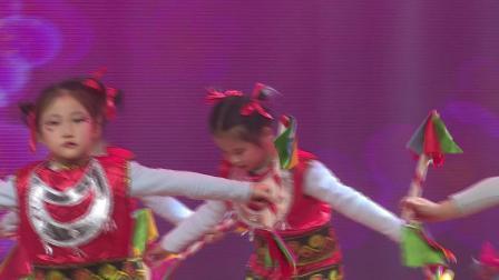 2021少儿春晚单县鲁青舞蹈培训学校——小小花鞭