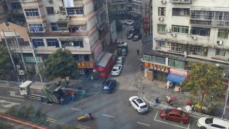 三明市梅列区环卫局非转移地点垃圾车噪音扰民210222210222_135705