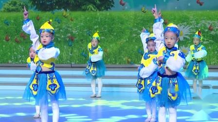 邀请您观看第七届济宁市少儿春节联欢晚会优秀节目展播《马蹄哒哒》选送金乡县星光舞蹈培训学校