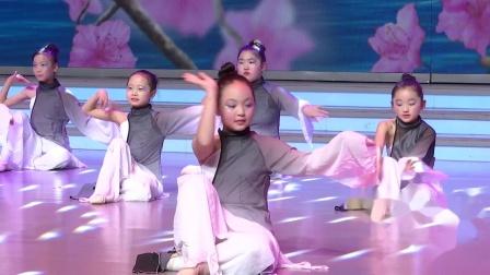 邀请您观看第七届济宁市少儿春节联欢晚会优秀节目展播《左手指月》选送金乡县星光舞蹈培训学校