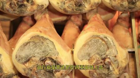 欧洲地标火腿:意大利帕尔玛火腿!
