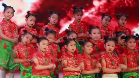 2020银河之星全国少儿舞蹈展演 单位:绥德县许安妮艺术培训学校 节目:《快乐小丫》