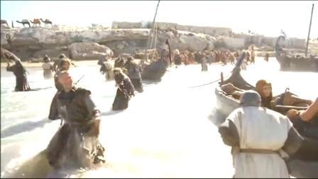 十字军:国外战争动作片,打斗野蛮,精彩