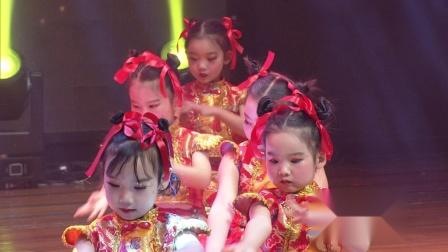 """2021河南省""""最美童年""""少儿舞蹈大赛《说唱中国红》---启梦艺术培训中心"""