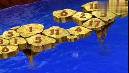 呜咪123动画 少儿数学城小兄妹Team Umizoom呜咪队拼命拿钥匙[高清版]