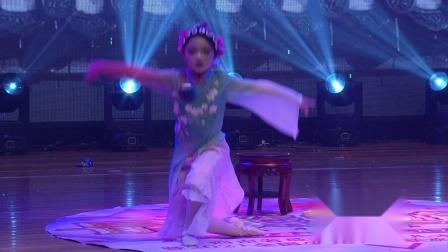 """2021河南省""""最美童年""""少儿舞蹈大赛 《锦瑟》--虔舞艺术培训中心"""