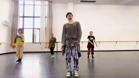 藏舞《次真拉姆》 刘福洋老师创编 示范和教学_1080p
