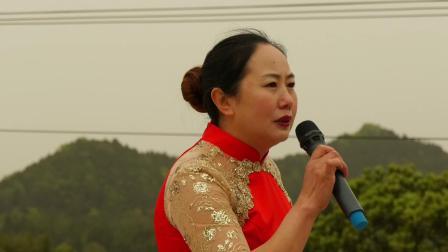 西充县2021年一乡一节暨第四届牡丹季颂歌献给党群众文化活动