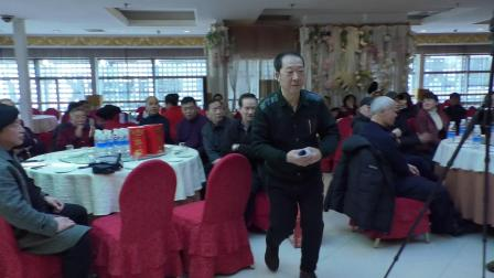 牡丹江市东安区武术协会成立五周年庆典2021.03.12