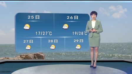20210323 茂名天气预报节目