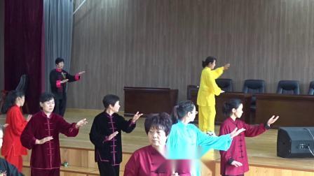 江阴市42式太极拳教练培训班第7集