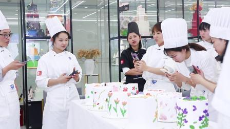 杭州港焙西点-南湖学蛋糕去哪里好-南湖蛋糕培训学校哪家强