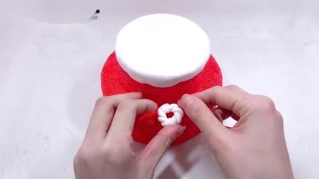 可瑞乐手工玩具双层蛋糕教学视频