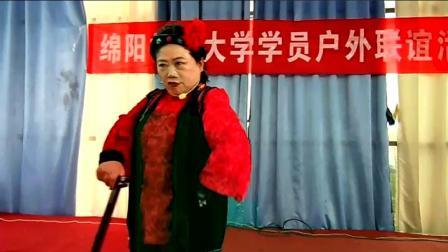 3.绵阳市涪城区社区老年大学部分学员才艺展示第三集-编辑-彩云之南