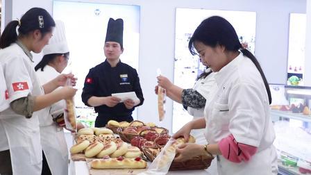 杭州港焙西点-余杭学面包哪里好-余杭面包培训机构