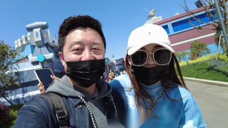 南京欢乐谷-2021年4月