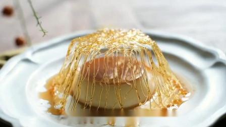 吉味家今日预煮美食:焦糖布丁