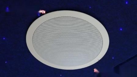 长沙金茂梅溪湖高端家庭视听室,星空顶+4K投影仪,秒回童年!