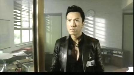 中凯·山力《火线战将》正版电影VCD音像开头
