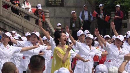 """""""遨游好风光""""跨省文化旅游(山西-湖北)交流专列―2021.04.015."""