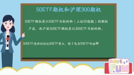 50ETF期权交易规则和沪深300ETF期权交易规则是什么?