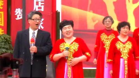 大合唱《一片深情化绿荫》演唱:信阳新时代合唱团 团长:李文贤  摄影制作:范保国
