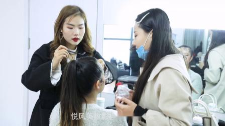广州化妆师培训班学费多少-在白云区学化妆也就几千块