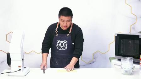 杭州糕点培训 曼越莓饼干做法教程 杜仁杰蛋糕烘焙学校