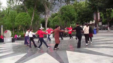 石棉县老年大学电脑班实践课1