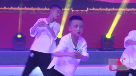 """第七届陕西省""""最美童年""""舞蹈大赛《朝代歌》-----七彩果舞蹈艺术培训学校"""