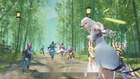 安卓玩家已玩疯,2021全新国风手游《剑魂online》今日上线!