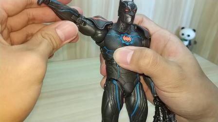 【暗黑之夜:金属】麦克法兰 DC多元宇宙系列 戮机器