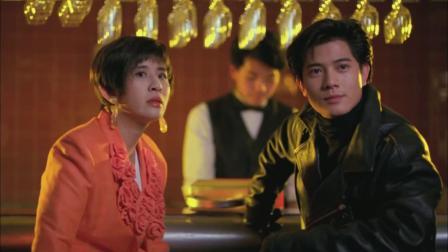 郭富城对刘德华的姨母笑哈哈