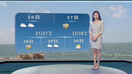 20210424 茂名天气预报节目VA0