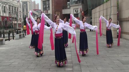 藏舞,多彩的哈达 《梦幻2队》