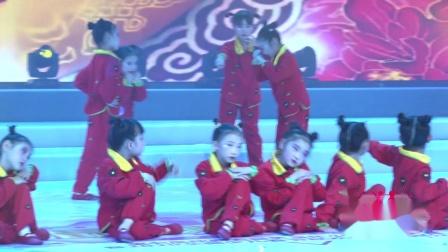 """第七届陕西省""""最美童年""""舞蹈大赛《中国梦娃》-----博比艺术培训中心"""