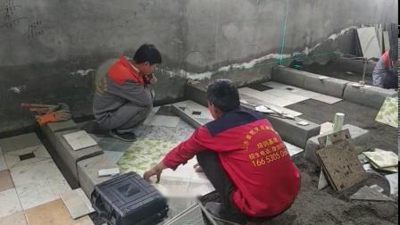 山东潍坊瓦工培训学校,瓦工粘瓷砖培训,家装瓦工技能培训