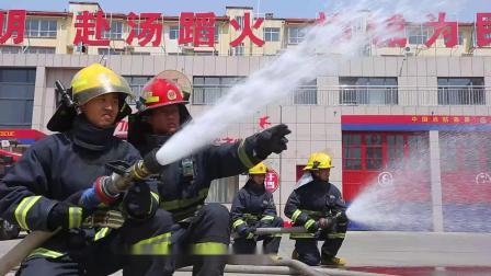 《成长在党旗下》茌平消防救援大队