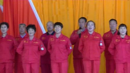 09合唱《我们是新时代的哈巴河人》   由哈巴河县 红色文旅 行业商会演出0
