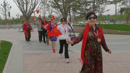 通州区徒步协会直属总队10支队 庆5.1游《城市绿心森林公园》