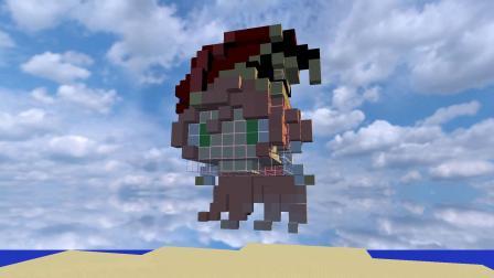 [Minecraft]用时装工坊还原原神里的烟绯
