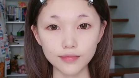 假如化妆小游戏变成真人会是怎么样呢?