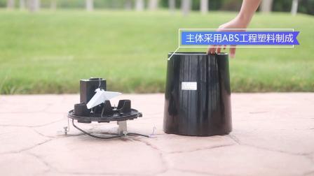 翻斗式雨量传感器的原理介绍