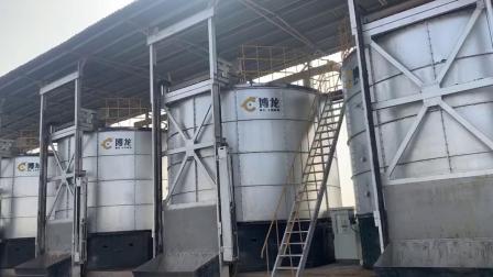 鸡场粪污发酵罐 有机肥发酵罐 无害化畜禽粪污发酵罐