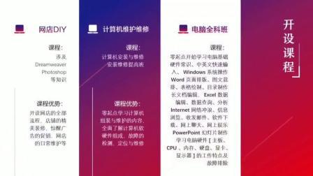 潍坊华科职业培训学校宣传