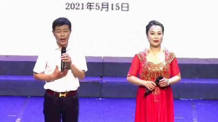 九江市浔阳区老年大学庆祝建党100周年专场文艺演出纪实。2021.5.16.